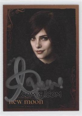 2009 NECA Twilight: New Moon - Autographs #ALMU - Alice Cullen