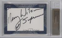 Mary Wilson /1 [BGS AUTHENTIC]
