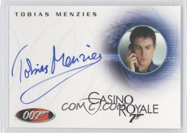 2009 Rittenhouse James Bond: Archives - Horizontal Autographs #A128 - [Missing]