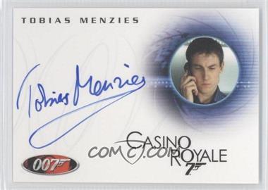 2009 Rittenhouse James Bond: Archives Horizontal Autographs #A128 - [Missing]
