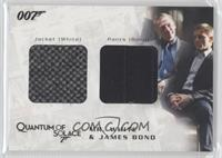 Mr. White & James Bond (Jacket & Pants) /775