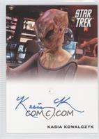 Kasia Kowalczyk as Kelvin Alien