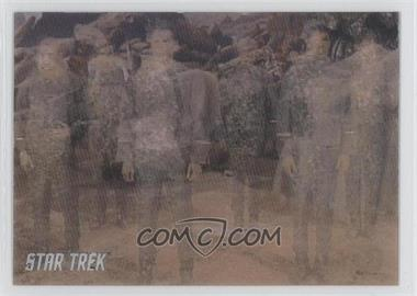 2009 Rittenhouse Star Trek The Original Series: Archives - In Motion Lenticular #L4 - The Cage