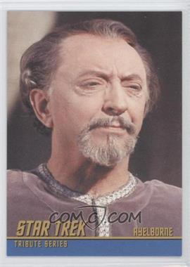 2009 Rittenhouse Star Trek The Original Series: Archives - Tribute Series #T18 - John Abbott as Ayelborne