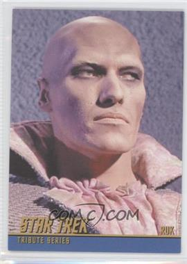 2009 Rittenhouse Star Trek The Original Series: Archives - Tribute Series #T6 - Ted Cassidy as Ruk