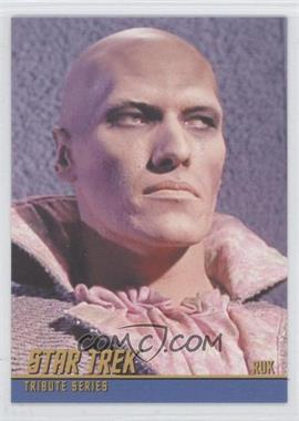2009 Rittenhouse Star Trek The Original Series: Archives [???] #T6 - Ted Cassidy as Ruk