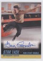Gary Combs as Kirk Stunt Double