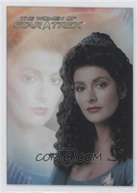 2009 Rittenhouse The Women of Star Trek [???] #LL2 - [Missing]
