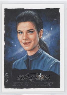 2009 Rittenhouse The Women of Star Trek [???] #N/A - [Missing]