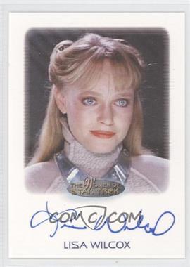2009 Rittenhouse The Women of Star Trek Autographs #N/A - [Missing]