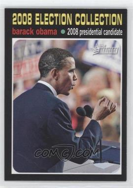 2009 Topps American Heritage - [Base] #130 - Barack Obama