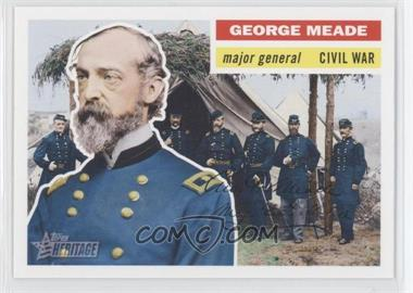 2009 Topps American Heritage - [Base] #30 - George Meade
