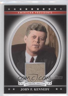 2009 Topps American Heritage - Relics #AHR-JFK - John F. Kennedy
