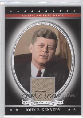 2009 Topps American Heritage [???] #AHR-JFK - John F. Kennedy
