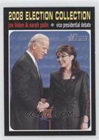 Joe Biden & Sarah Palin
