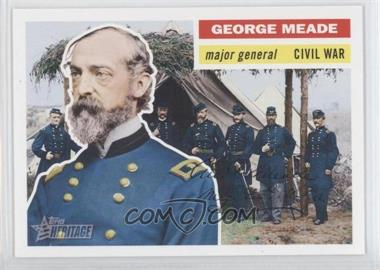2009 Topps American Heritage #30 - George Meade