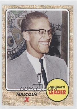 2009 Topps American Heritage #52 - Malcolm X