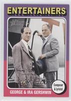 George & Ira Gershwin