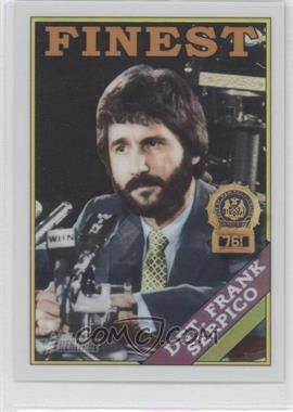 2009 Topps Heritage American Heroes Edition - [Base] - Chrome Refractor #C43 - Det. Frank Serpico /76