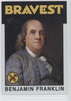 Benjamin Franklin /1776