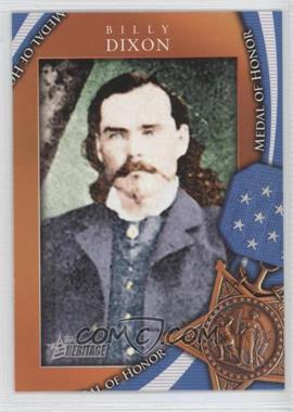 2009 Topps Heritage American Heroes Edition [???] #MOH-19 - Billy Dixon
