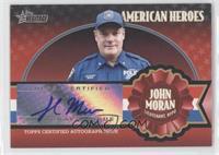 John Moran Lieutenant, NYPD