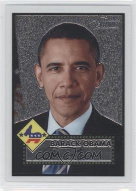 2009 Topps Heritage American Heroes Edition Chrome #C20 - Barack Obama /1776