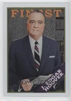 J. Edgar Hoover /1776
