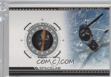 2009 Topps Heritage American Heroes Edition Heroes of Space Flight Relics #HSFR-SL - [Missing]