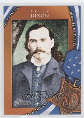 2009 Topps Heritage American Heroes Edition Medal of Honor #MOH-19 - Billy Dixon