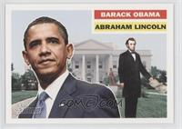 Abraham Lincoln / Barack Obama