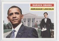 Barack Obama, Abraham Lincoln