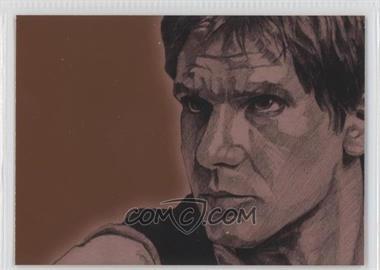 2009 Topps Star Wars Galaxy Series 4 [???] #3 - [Missing]