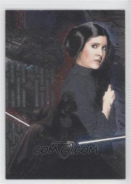 2009 Topps Star Wars Galaxy Series 4 [???] #6 - [Missing]