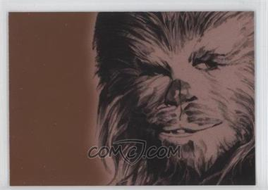 2009 Topps Star Wars Galaxy Series 4 [???] #6 - [Missing]