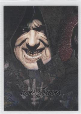 2009 Topps Star Wars Galaxy Series 4 Etched Foil #2 - Emperor Palpatine