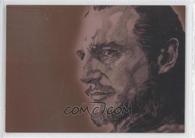 2009 Topps Star Wars Galaxy Series 4 Foil Art Bronze #11 - [Missing]