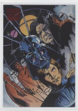 2009 Topps Star Wars Galaxy Series 5 [???] #2 - [Missing]