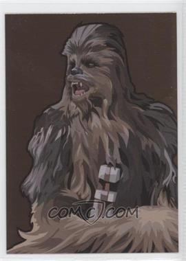 2009 Topps Star Wars Galaxy Series 5 [???] #3 - [Missing]