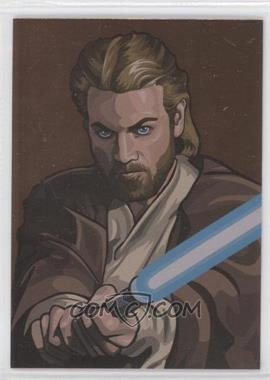 2009 Topps Star Wars Galaxy Series 5 [???] #9 - [Missing]