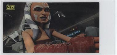 2009 Topps Star Wars: The Clone Wars Widevision - Flix Pix Motion #4 - [Missing]