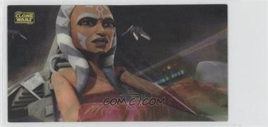 2009 Topps Star Wars: The Clone Wars Widevision Flix Pix Motion #4 - [Missing]