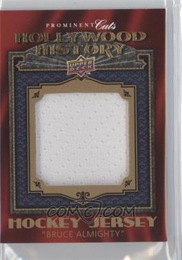 2009 Upper Deck Prominent Cuts - Hollywood History #HH-20 - Jim Carrey