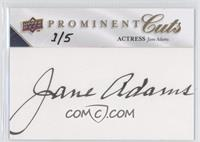 Jane Adams /5