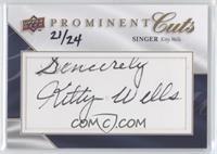 Kitty Wells /24