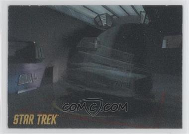 2010-11 Rittenhouse Star Trek: The Remastered Original Series Star Trek Ships in Motion Lenticular #RL11 - [Missing]