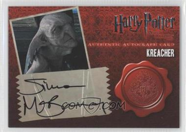 2010 Artbox Harry Potter and the Deathly Hallows Part 1 Autographs #N/A - [Missing]