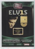 Elvis 30 #1 HITS debuts at #1 in 17 countries