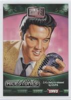 Elvis stamp is released by U.S.P.S.