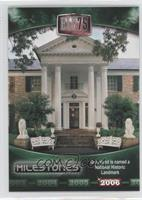 Graceland is named a National Historic Landmark